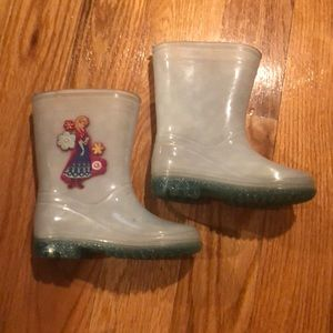 Toddler girl  Disney Elsa & Anna rain boots